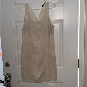 FOREVER 21 SIZE 2X LACE MINI DRESS